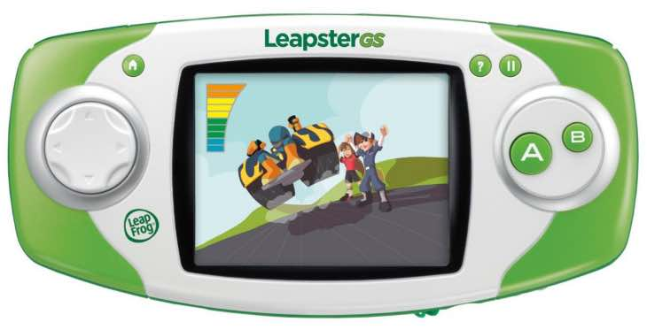 LeapFrog LeapsterGS Explorer reviews