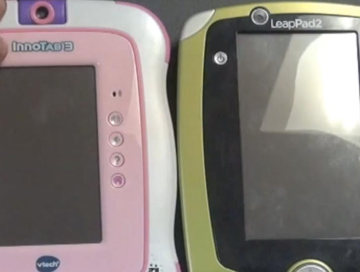 Legends Auto Sales >> LeapFrog LeapPad 2 Explorer vs. InnoTab 3 and 2 review ...