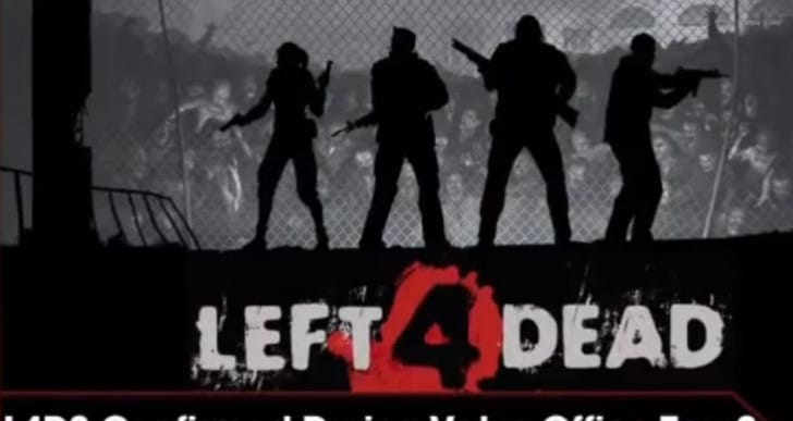 Left 4 Dead 3 announced by Valve at the source