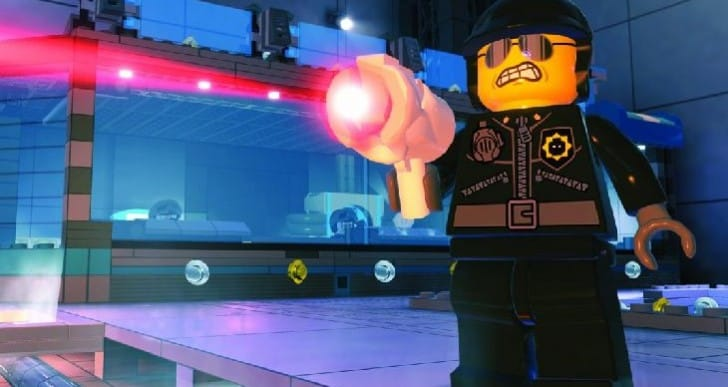 Lego Movie Videogame dismantles FIFA 14