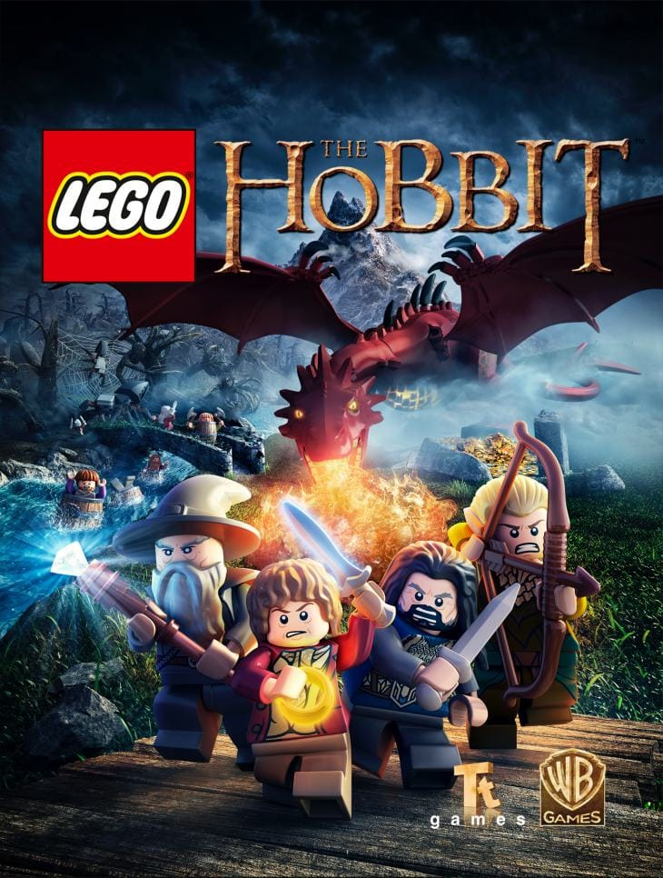 Lego The Hobbit eye candy