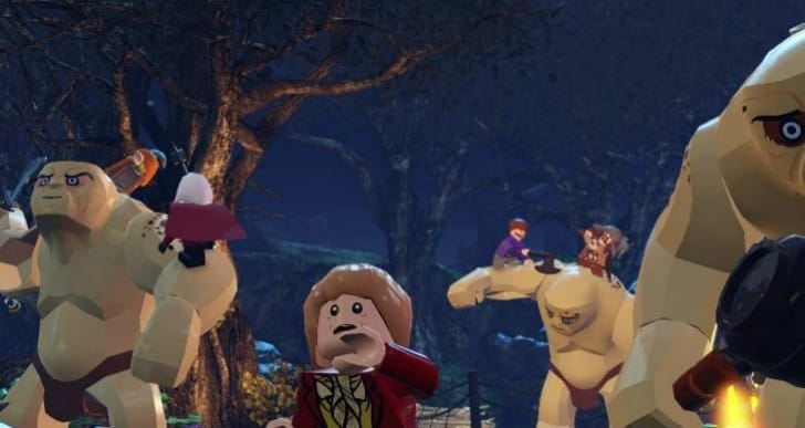 LEGO The Hobbit release excitement with eye candy