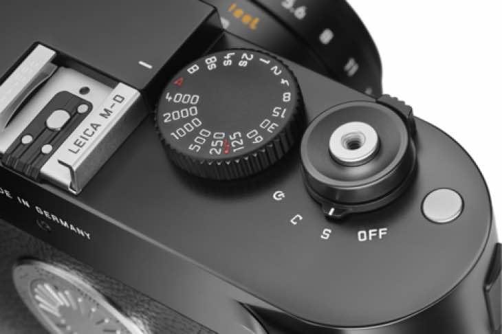 Leica M-D design limitations