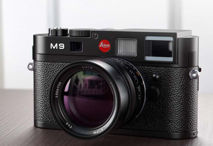 Leica M9 update on sensor expected today