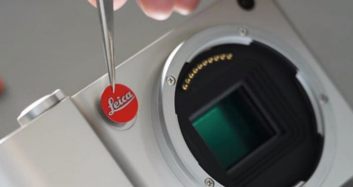 Leica T Type 701 production process inflates price