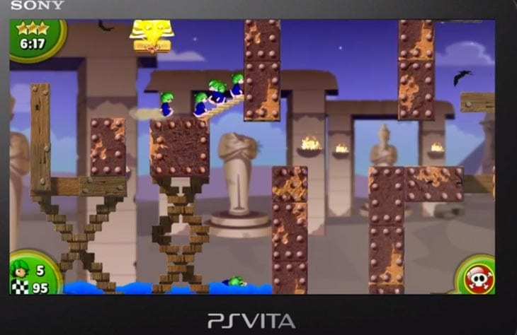 Lemmings-Touch-PS-Vita-launch