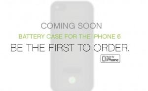 Lenmar iPhone 6 Power battery case soon