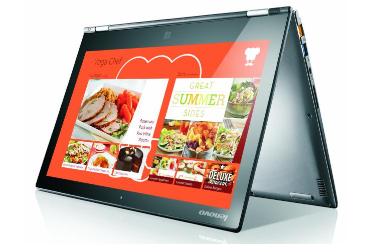 Lenonvo Yoga 2 Pro