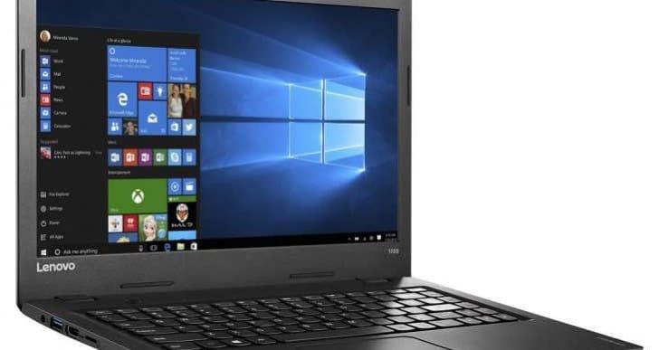 Lenovo 100S-11IBY 11.6-inch laptop review in Nov 2016
