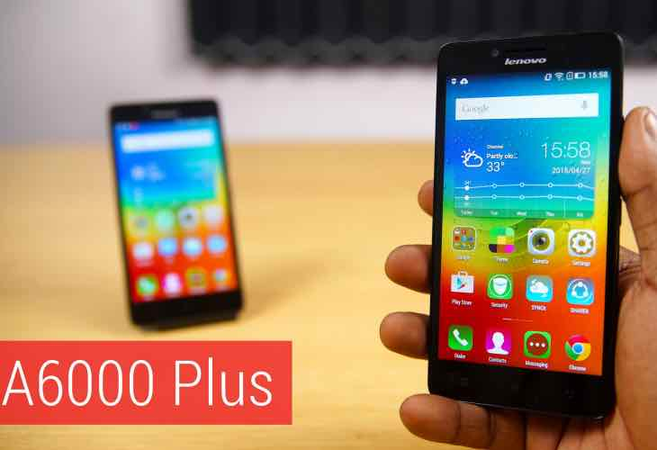 Lenovo A6000 Plus deal