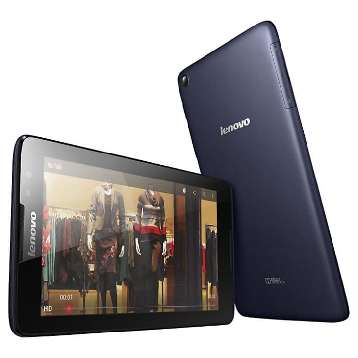 Lenovo A8 tablet price