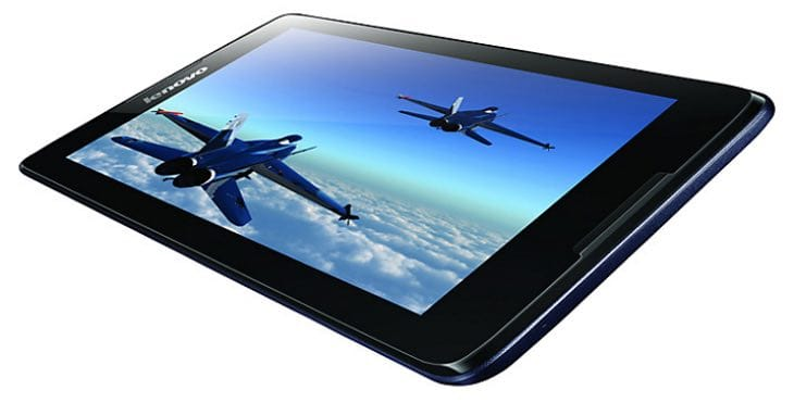 Lenovo A8 tablet