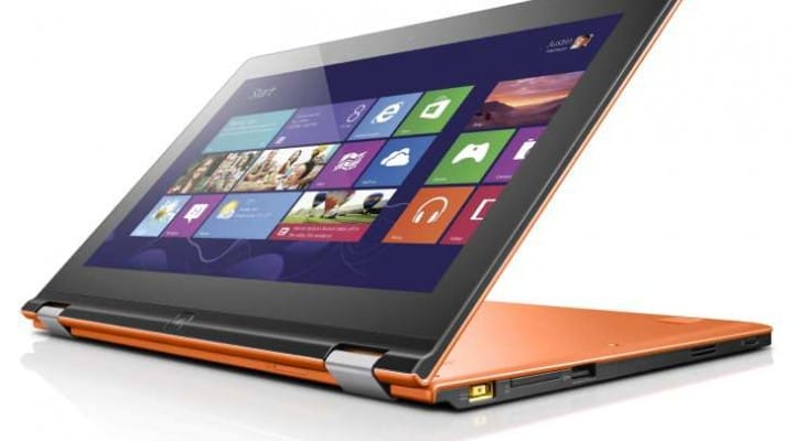 Lenovo IdeaPad Yoga 11 performance and battery life review