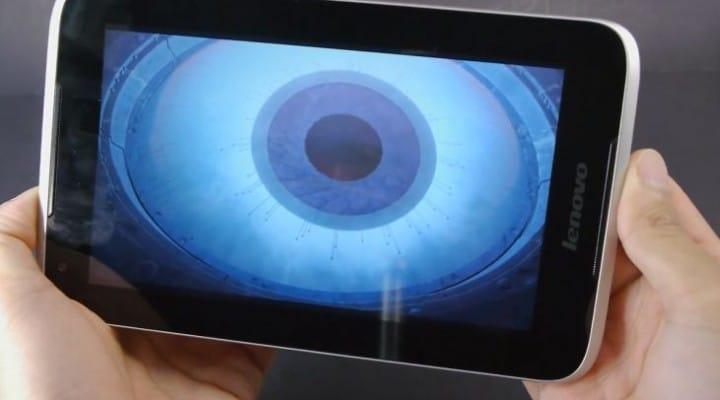 Lenovo IdeaTab A1000 visual explains specs
