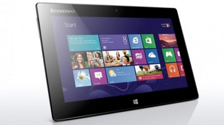 Lenovo Miix 10 emulates Surface RT price extortion