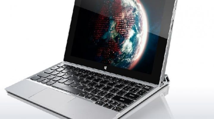 Lenovo Miix 2 released early, 10 inch version first