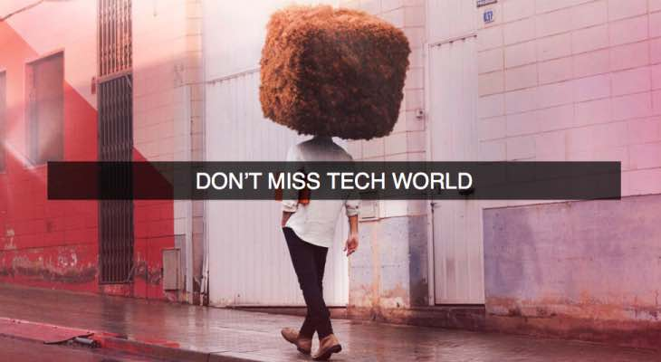 Lenovo Tech World 2016 live
