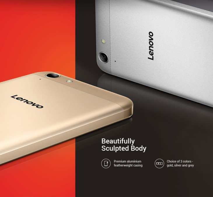 Lenovo Vibe K5 Plus release date