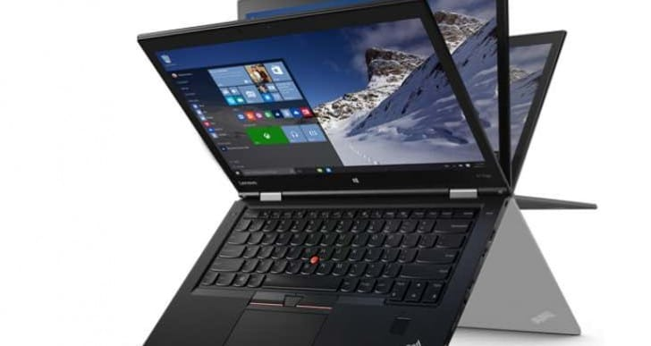 Lenovo X1 Yoga Thinkpad 14.1 reviews reveal teething issues