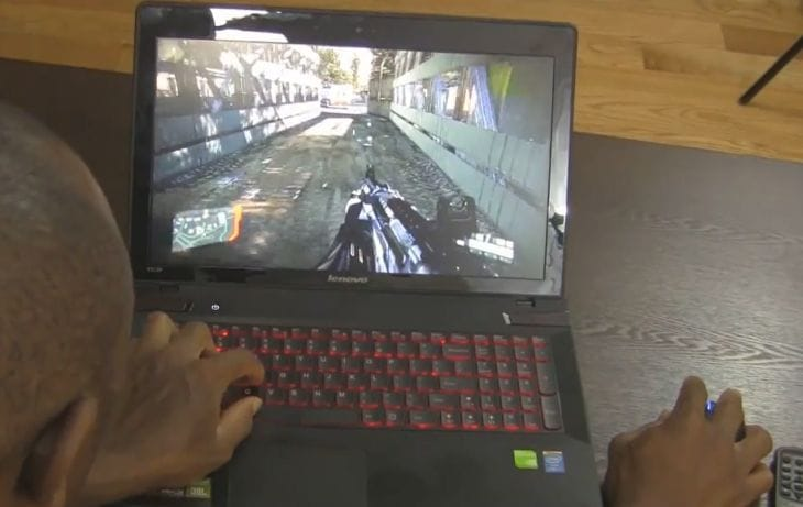 Lenovo Y510p gaming laptop plays Crysis 2 in review
