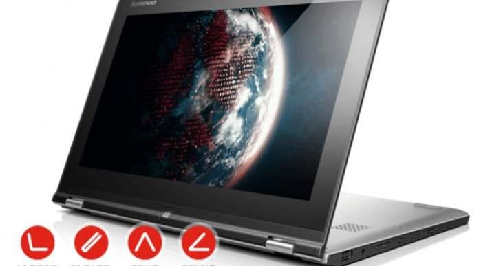Lenovo Yoga Laptop 2 incentive in 2016 for 11-inch Haswell model