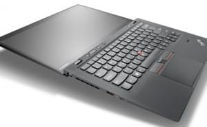 Lenovo's touchscreen ThinkPad X1 laptop with Windows 8