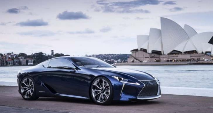 Lexus LC 500 Vs Mercedes S-Class Coupe showdown imminent