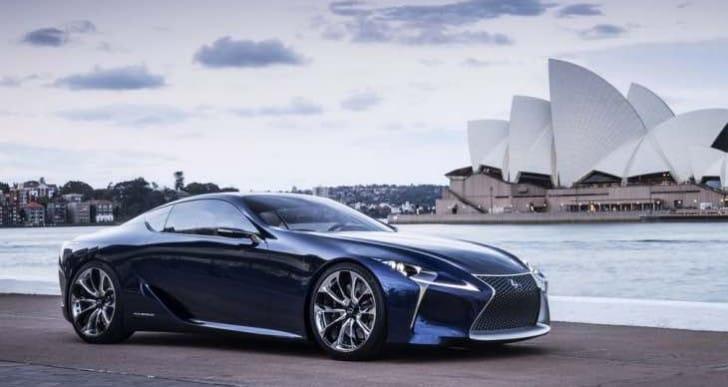 Lexus LC 500 Vs Mercedes S-Class Coupe showdown imminent