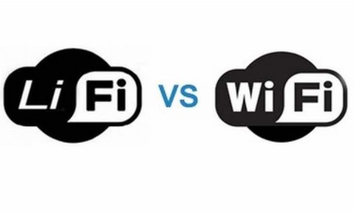 LiFi Vs WiFi
