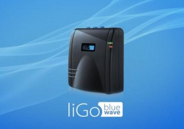 LiGo Bluewave Hub: mobile calls on your home phone