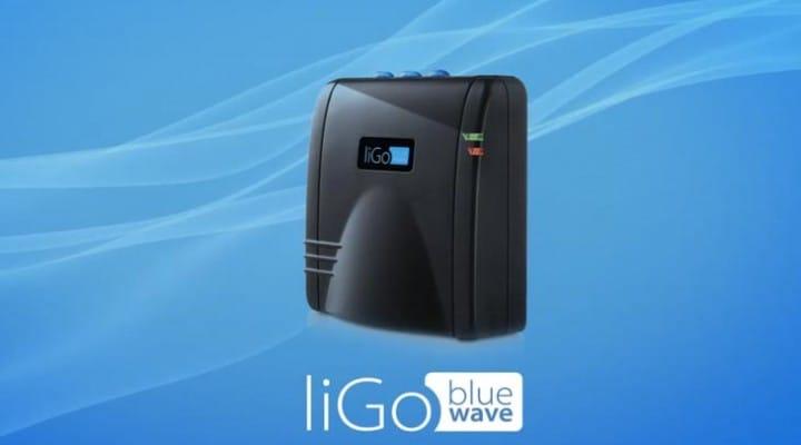 LiGo Bluewave Hub: mobile calls on your home phone