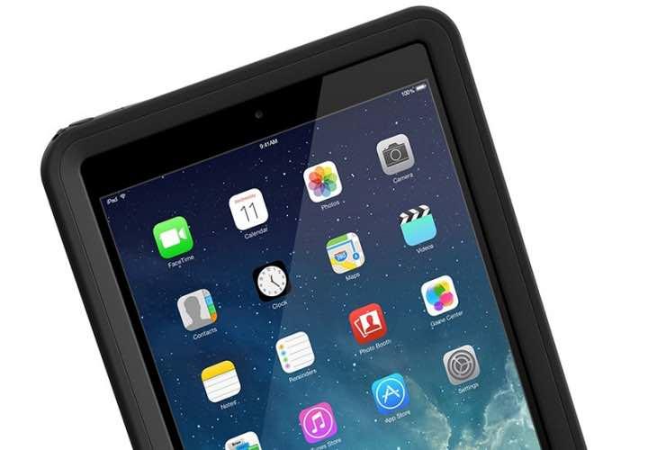 LifeProof iPad Air 2 waterproof cases before CES 2015?