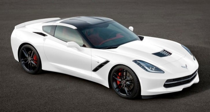 Limited 2014 Corvette Stingray reviews questions C7 handling