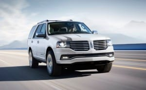Lincoln Navigator 2015 price, better options available