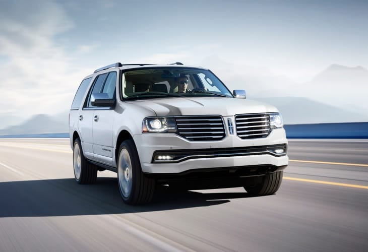 Lincoln Navigator 2015 price
