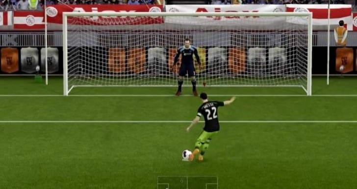 Lionel Messi joins Gareth Bale in best FIFA 15 UT