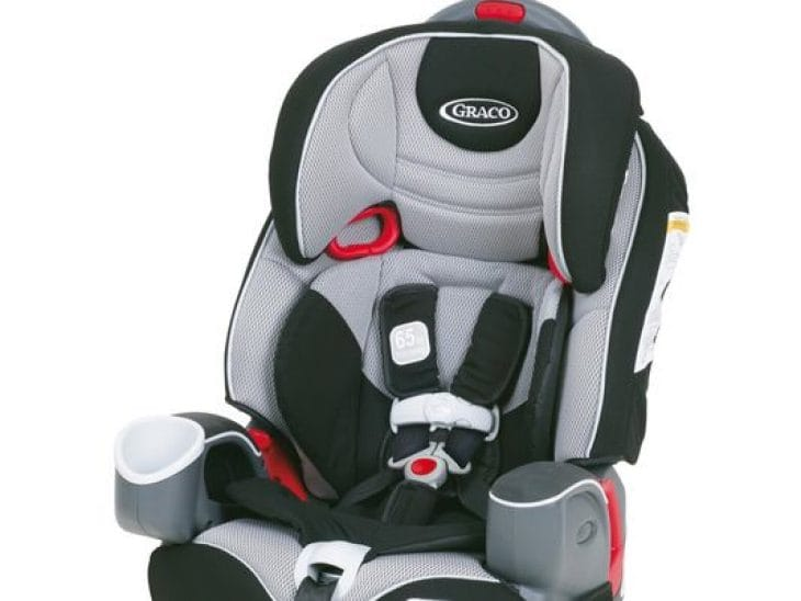 List of Graco car seat recall models