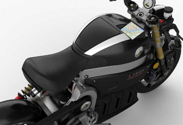 Lito Sora electric motorcycle price, video and specs 2