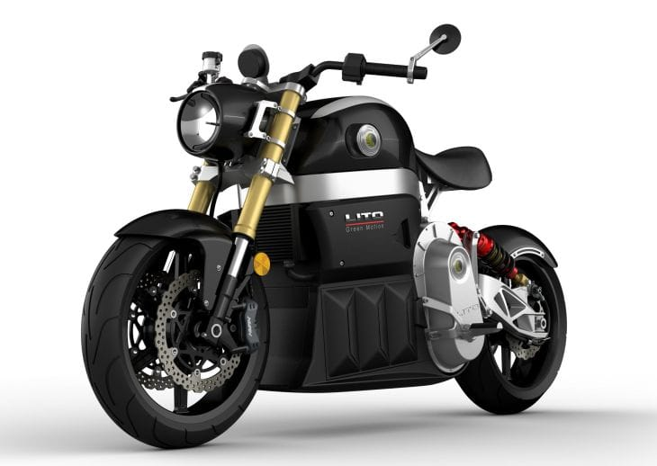 Lito Sora electric motorcycle price, video and specs