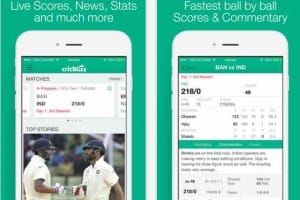 Live cricket score update today with Cricbuzz