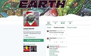Lizard Squad Twitter suspension lifted after outage