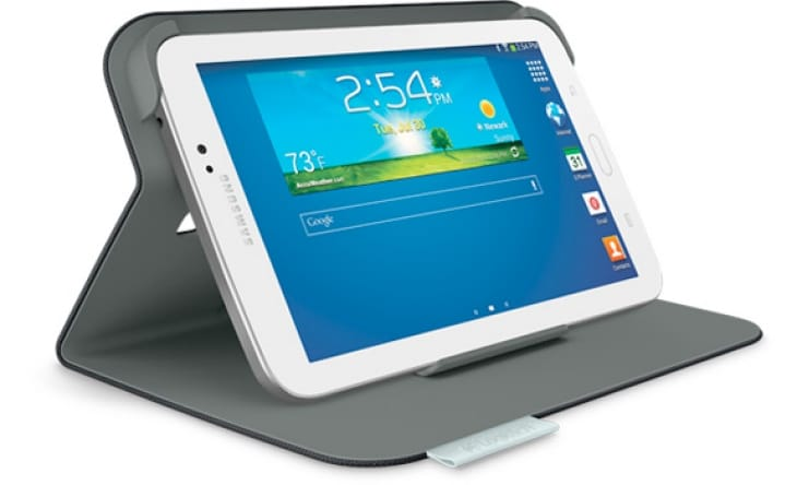 Protect your Galaxy Tab 3 7.0 with this Logitech Folio Protective Case