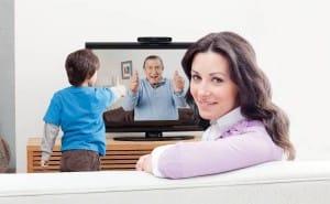 Logitech TV cam simplifies HD video calling on Skype