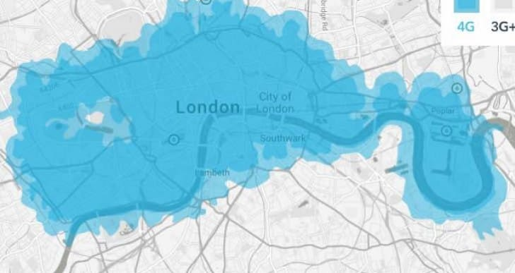 Improving London Underground 3G and 4G connectivity