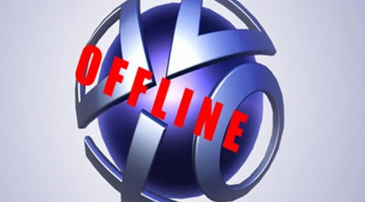 PSN planned maintenance for May 11 to 12