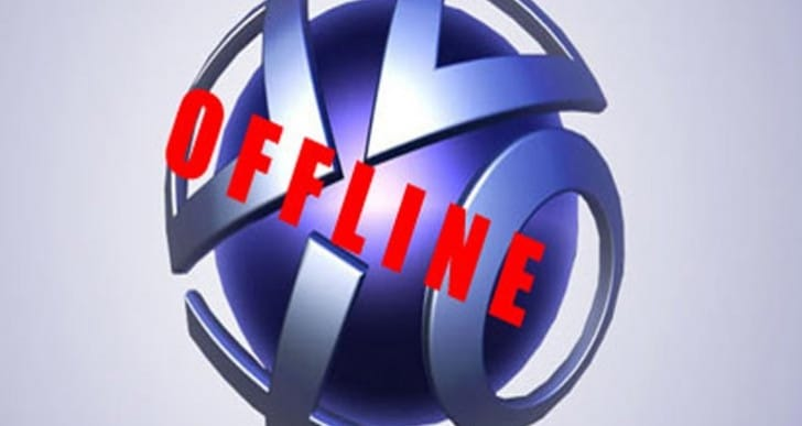 PSN down again, friends list and Destiny not working