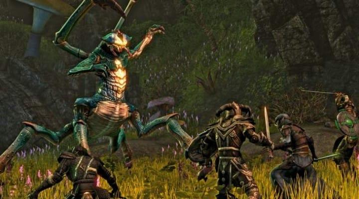 Lord of the Rings vs. Elder Scrolls Online demand