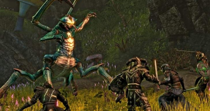 Lord of the Rings vs. Elder Scrolls Online demand