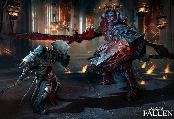 Lords of the Fallen prices in UK