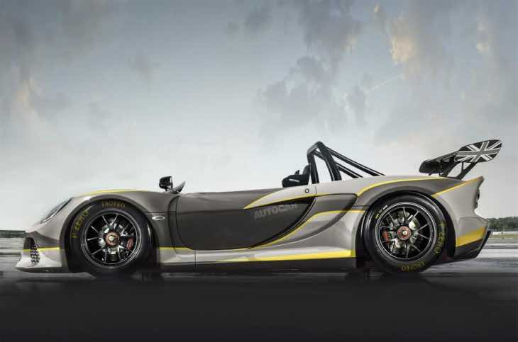 Lotus 3-eleven supercar performance, sports car price